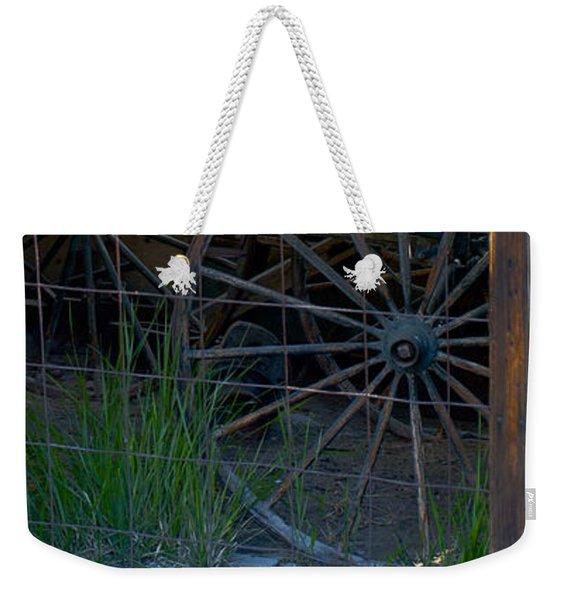 Bodie 8 Weekender Tote Bag