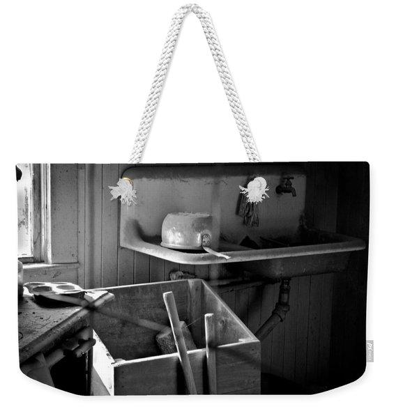 Bodie 9 Weekender Tote Bag