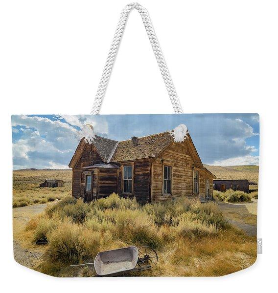 Bodie House Weekender Tote Bag