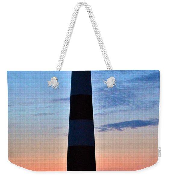 Bodie Lighthouse 7/18/16 Weekender Tote Bag