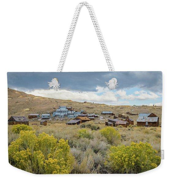 Bodie Mine Weekender Tote Bag