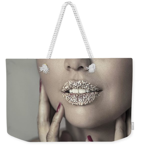Body And Soul Weekender Tote Bag
