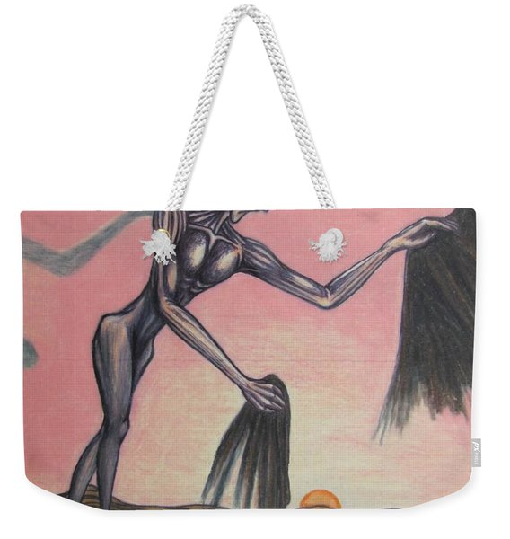 Body Soul And Spirit Weekender Tote Bag
