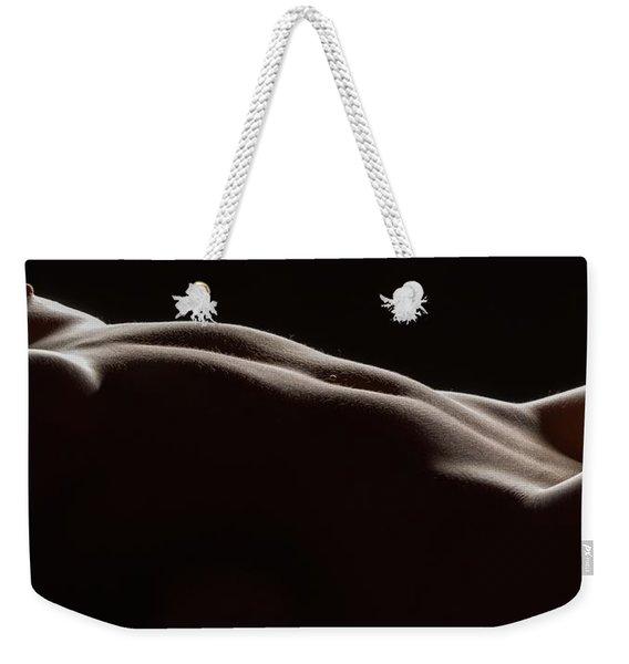Bodyscape 254 Weekender Tote Bag