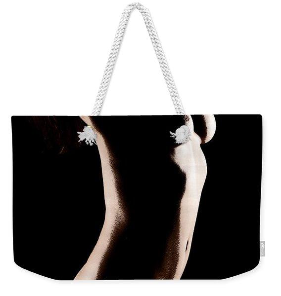 Bodyscape 542 Weekender Tote Bag