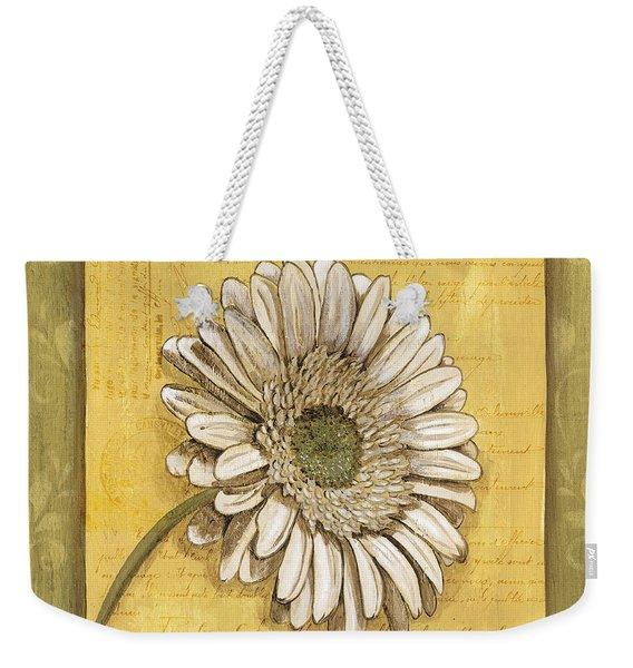 Bohemian Daisy 1 Weekender Tote Bag