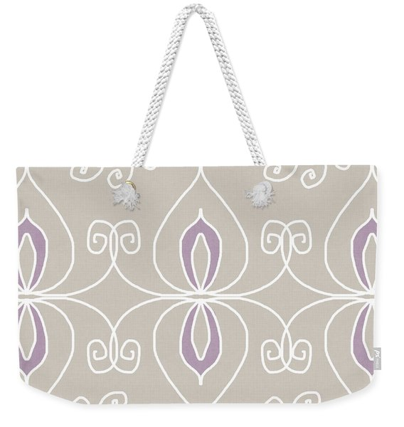 Boho Ornamental 4- Art By Linda Woods Weekender Tote Bag