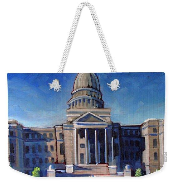 Boise Capitol Building 02 Weekender Tote Bag