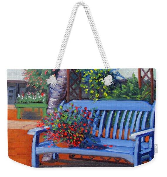 Boise Edwards Nursery Weekender Tote Bag