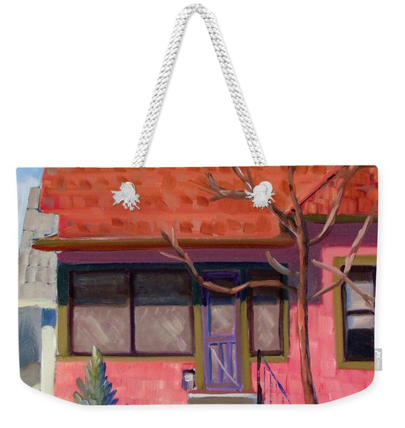 Boise Ridenbaugh St 02 Weekender Tote Bag