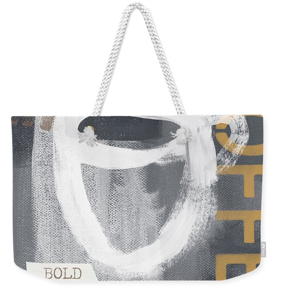 Bold And Strong- Art By Linda Woods Weekender Tote Bag