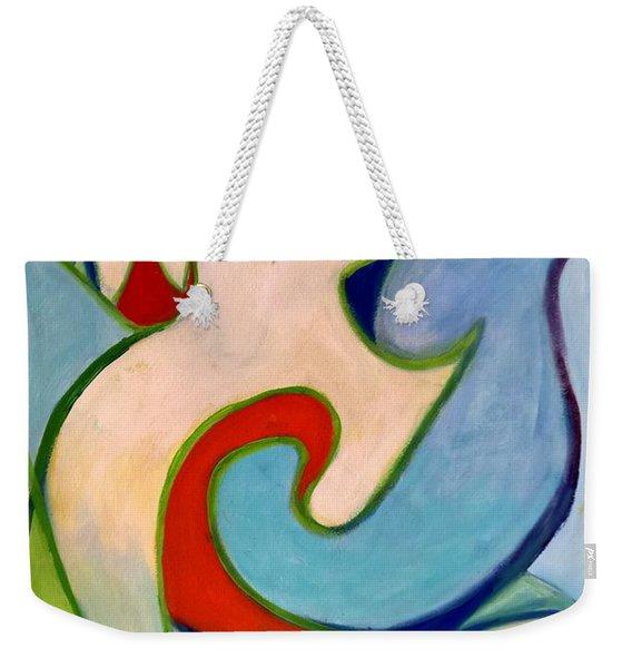 Bonds Weekender Tote Bag