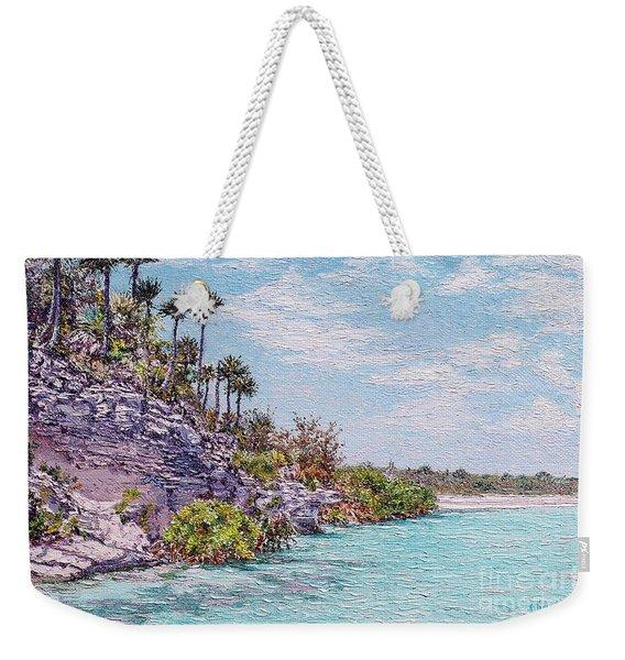 Bonefish Creek Weekender Tote Bag