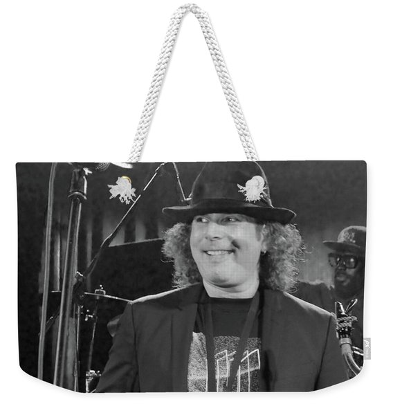 Boney James Smiling At Hub City '17 Weekender Tote Bag