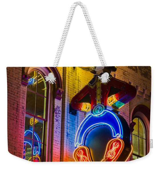 Boots And Hats Weekender Tote Bag
