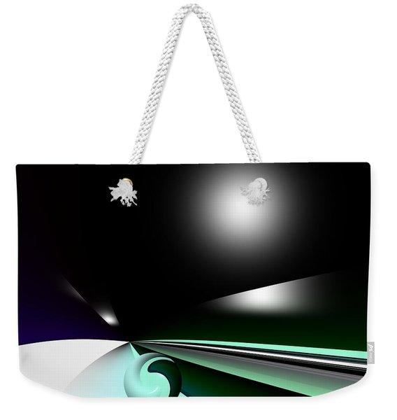 Borderling Weekender Tote Bag