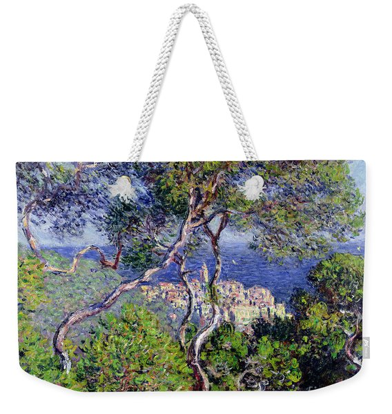 Bordighera Weekender Tote Bag