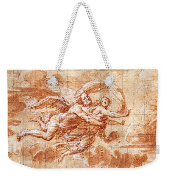 Boreas Abducting Oreithyia 2 Weekender Tote Bag