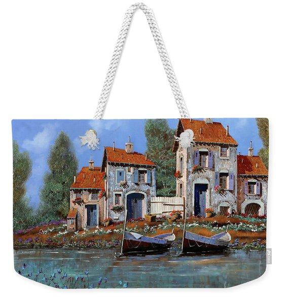 Borgo Viola Weekender Tote Bag