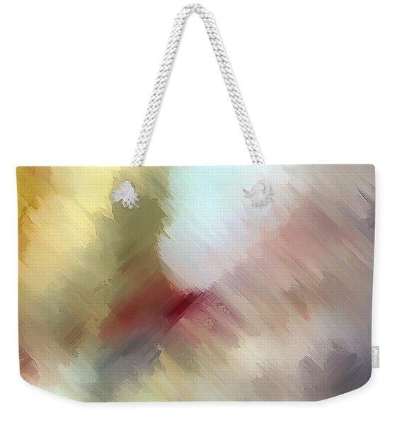 Born In Bethlehem Weekender Tote Bag