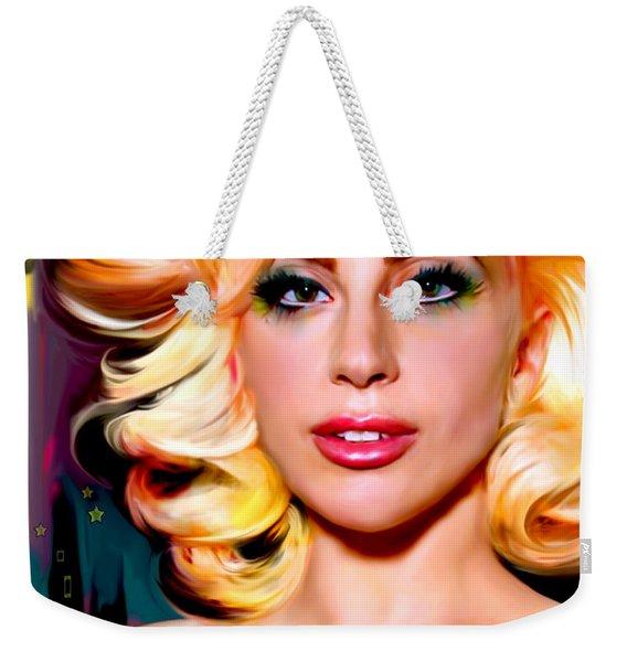 Born This Way, Lady Gaga Weekender Tote Bag