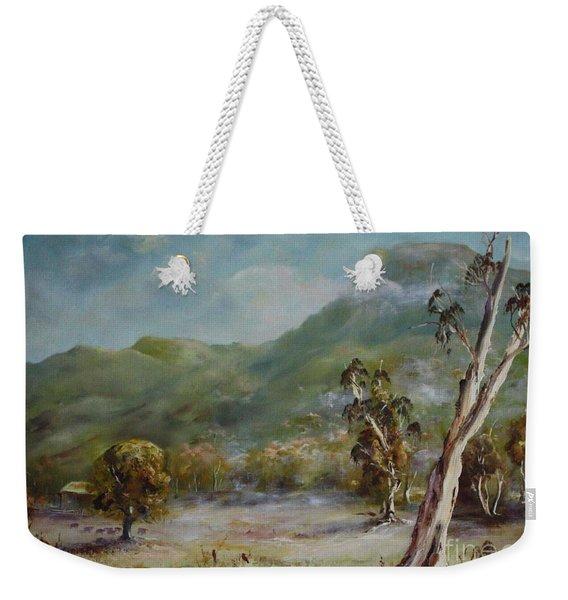 Boronia Peak Weekender Tote Bag