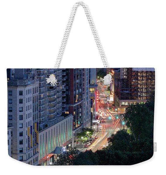 Boston Tremont St Weekender Tote Bag