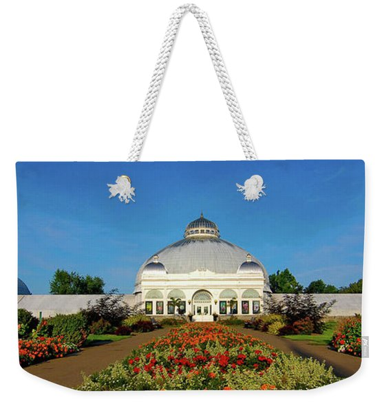 Botanical Gardens 12636 Weekender Tote Bag