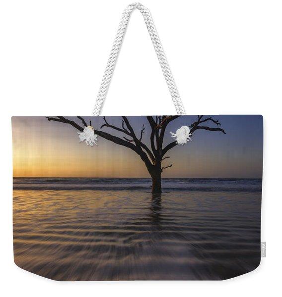 Botany Bay Morning Glow Weekender Tote Bag