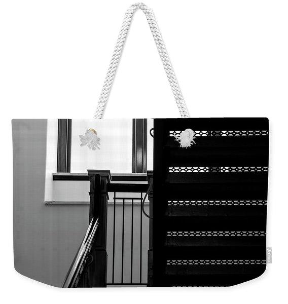 Both Directions Weekender Tote Bag