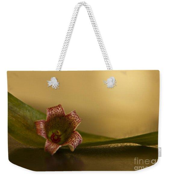 Bottle Tree Flower Weekender Tote Bag