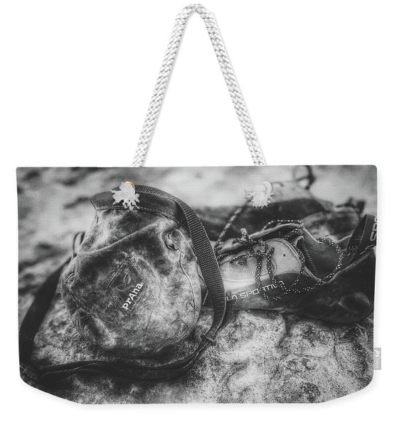 Boulder  Weekender Tote Bag