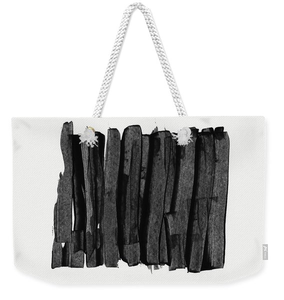 Boundaries- Art By Linda Woods Weekender Tote Bag