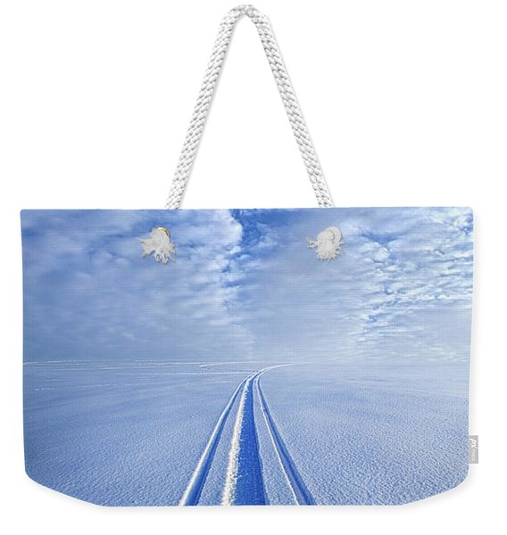 Boundless Infinitude Weekender Tote Bag