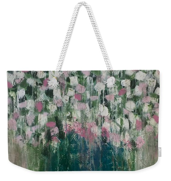 Bouquet Of Change Weekender Tote Bag