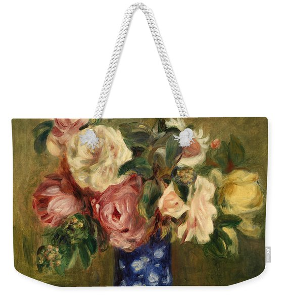 Bouquet Of Rose Weekender Tote Bag