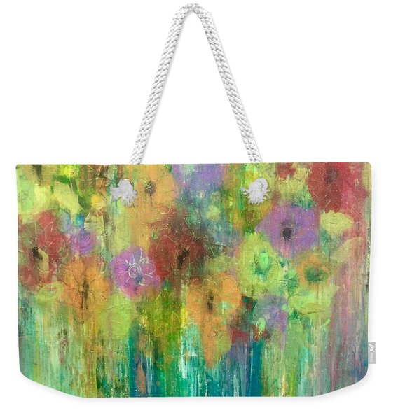 Bouquet Of Understanding Weekender Tote Bag