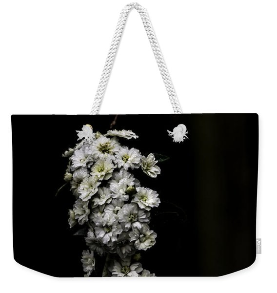 Bouquet Of White Weekender Tote Bag