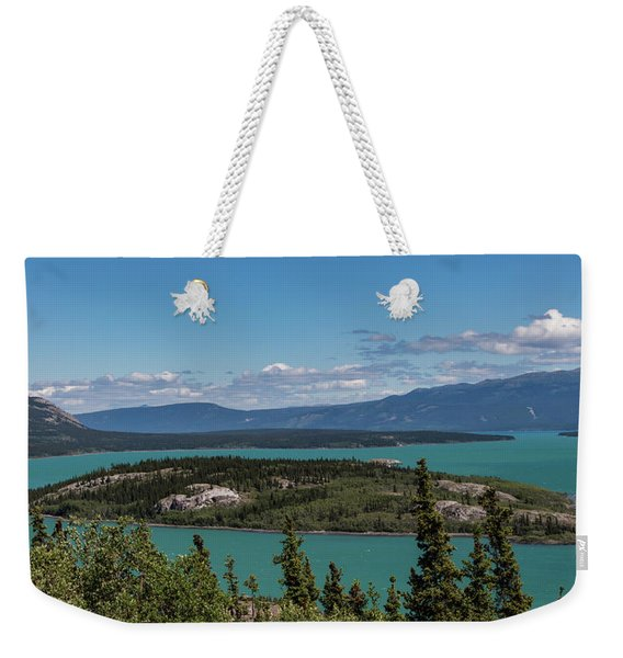 Bove Island Weekender Tote Bag