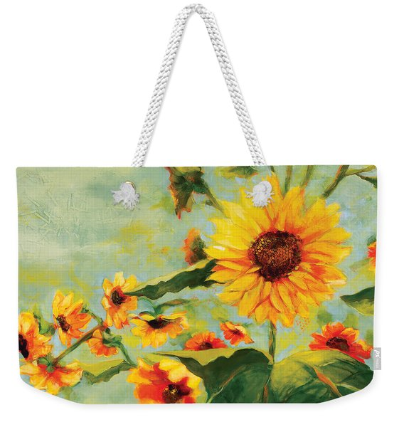 Bow Down Weekender Tote Bag