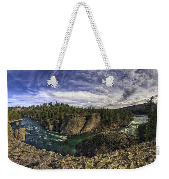 Bowl And Pitcher 2 Weekender Tote Bag
