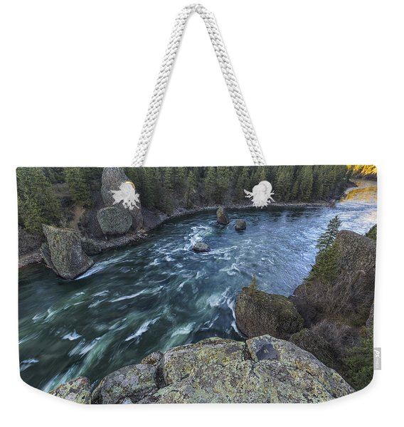 Bowl And Pitcher Weekender Tote Bag