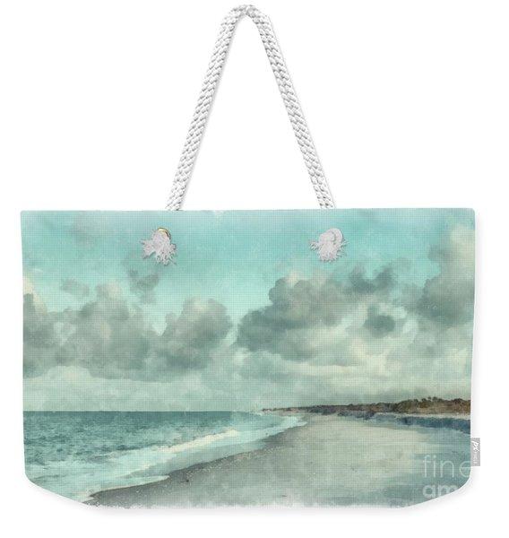 Bowman Beach Sanibel Island Florida Weekender Tote Bag