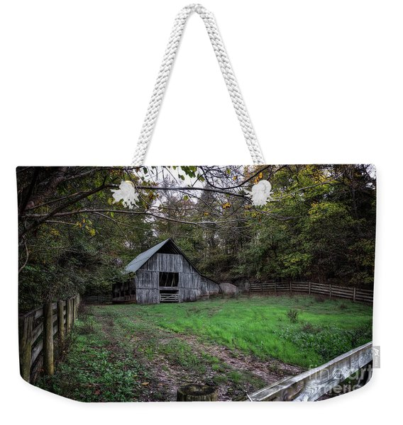 Boxley Valley Weekender Tote Bag