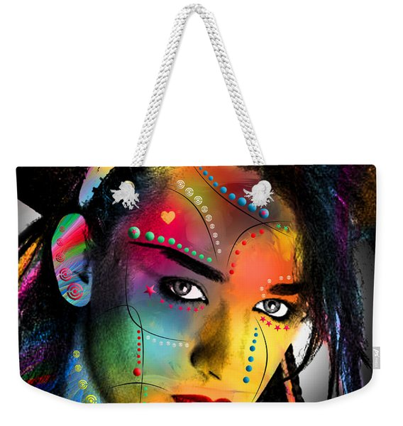 Boy George  Weekender Tote Bag