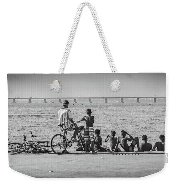 Boys From Brazil Weekender Tote Bag