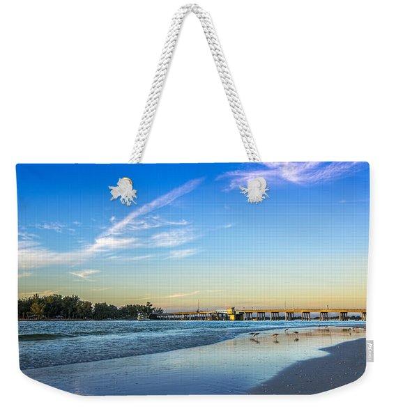 Bradenton Inlet Weekender Tote Bag