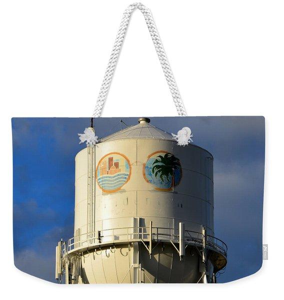 Bradenton Water Tower  Weekender Tote Bag
