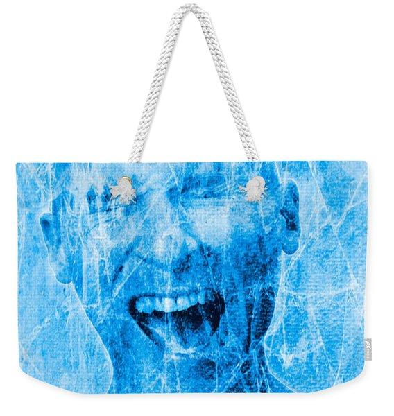 Brain Freeze Weekender Tote Bag