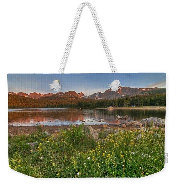 Brainard Lake Weekender Tote Bag